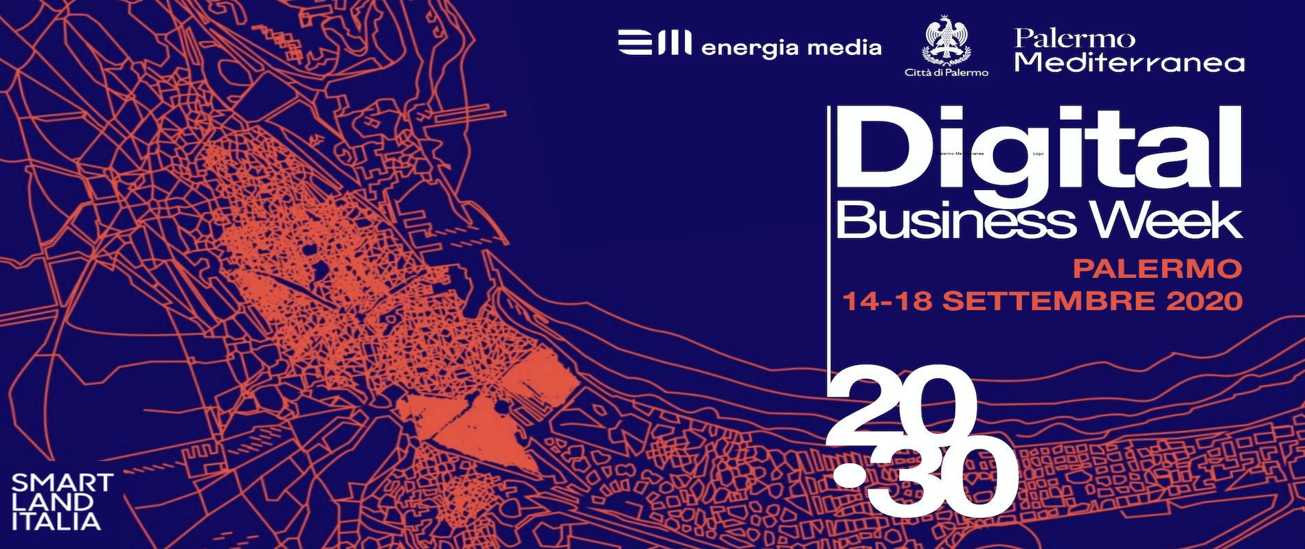 Digital Business Week Palermo 2020